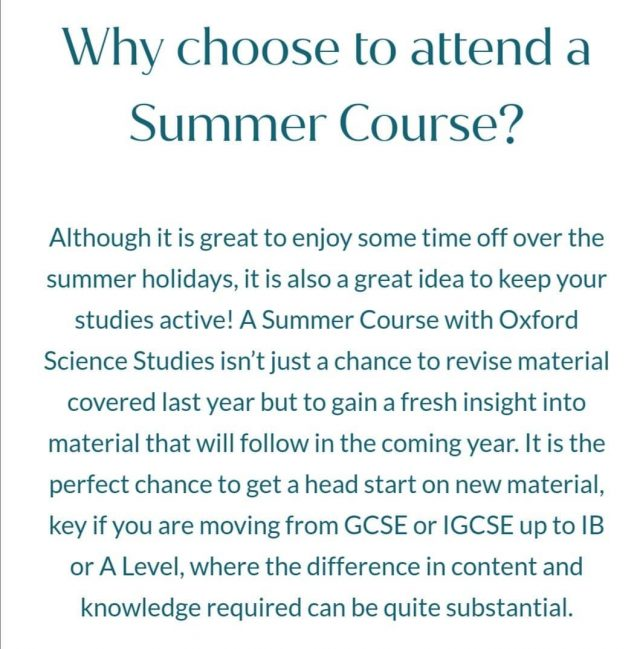 Today is Day 3 of Week 1 of our Online Summer Course! A great way to get 'back to school' ready, especially this year where students have been so affected by schools closure and the outbreak of Covid-19.  #oxssgoesonline #onlinetuition #onlinesummercamp